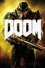 Doom tapete 60 cm x 80 cm plakat xbox one Ps4