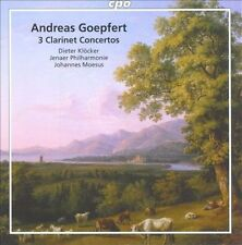 3 Clarinet Concertos, New Music