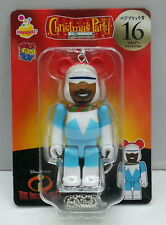 Disney X Pixar Christmas Party 2013 Bearbrick 100% #16 Incredibles  Medicom ,h#1