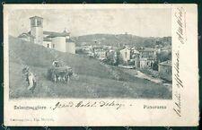 Parma Salsomaggiore PIEGHE cartolina VK1553