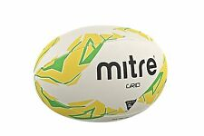 Mitre Grid Rugby Ball Size 5 Practise Team Training Club School NEW COLOURWAY