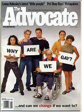 The Advocate Gay & Lesbian Magazine July 17, 2001 #842