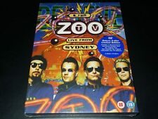 Zoo TV Live From Sydney By U2 Deluxe 2 disc Limited Edition DVD