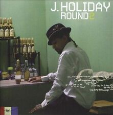 J Holiday  Round 2 CD New Factory Sealed