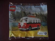 NEW LEGO CREATOR 40079 VW VOLKSWAGEN CAR CAMPER SET KIT SEALED IN BAG RARE