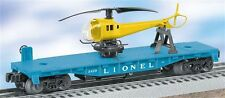 lionel #29827 pwc #3419 Helicopter Launching Car