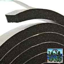 Sponge Rubber Foam Tape Seal Strip windows doors car boat marine trunk hatch NEW