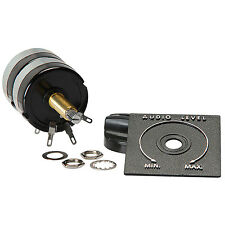 "L-Pad 15W Stereo 1"" Shaft 8 Ohm"
