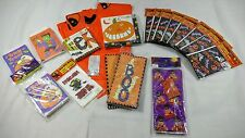 HALLOWEEN TREAT BAGS AND NAPKINS - HUGE LOT - GIFT BAGS