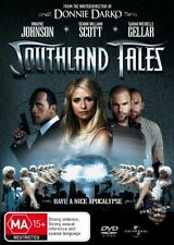Southland Tales [ DVD ], LIKE NEW,Region 4 +2, Next Day Postage....6266