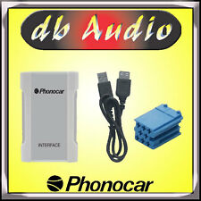 Phonocar 5/887 Interfaccia Audio per Fiat Panda USB SD MP3 iPod iPhone