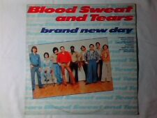 BLOOD SWEAT AND TEARS Brand new day lp ITALY UNIQUE PICTURE SLEEVE