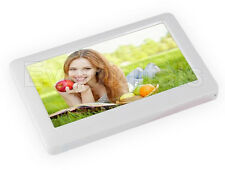 "NEW WHITE EVODIGITALS 16GB 4.3"" TOUCH SCREEN MP5 MP4 MP3 PLAYER VIDEO + TV OUT"