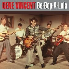 Gene Vincent BE-BOP-A-LULA Bluejean Bop / & His Blue Caps +BONUS TRACKS New 2 CD