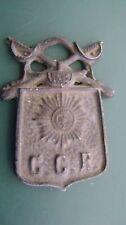 Emblem Garde Cuirassier Regiment GCR mit Gardestern