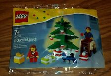 LEGO Seasonal Decorating the Tree (40058) NEW in Sealed Polybag RETIRED