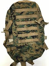USGI Military USMC Marines Gen II 2 ILBE Digital MARPAT Molle Assault Pack