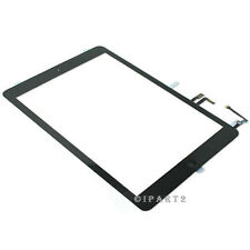 Touch Digitizer Screen+Home Button Flex+Adhesive Assembly for iPad Air 1 (Black)
