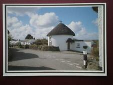 POSTCARD CORNWALL THE ROUND HOUSE AT VERYAN