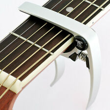 CAPO – For Acoustic, electric, 12 string and classical guitars + banjo and bass