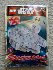 LEGO Star Wars - Super Rare 911607 Millenium Falcon Foil Pack - Limited Edition