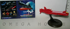 STAR BLAZERS SPACE BATTLESHIP YAMATO CORAZZATA AIRCRAFT CARRIER GASHAPON FIGURE
