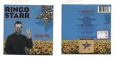 Cd RINGO STARR La de da - Love me do PERFETTO Cds single singolo 1998