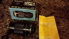 Telesor Lens 35-135 F3.5 One Touch Zoom
