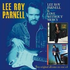 LEE ROY PARNELL-LEE ROY PARNELL & LOVE WITHOUT MERCY  CD NEW