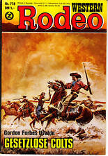 Rodeo-Western Nr. 778 ***Zustand 2+***  1. Serie
