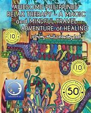 RELAXING and MEDITATION Adult Coloring Bks.: RELAXING Adult Coloring Book :...