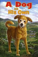 A Dog on His Own-ExLibrary