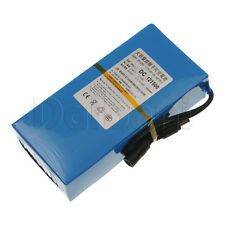 DC-121500 Super Recheargeable Li-ion battery 12.6V 15000mAh Security Equipment