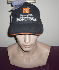 2000 Olympic Games Sydney Official Licensed Merchandise BASKETBALL Hat Cap &Tags