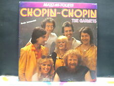 "MAXI 12"" THE GARNETS Chopin chopin PC 8397"