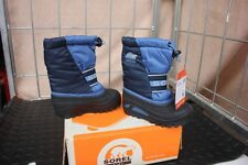 29-66 Youth  Sorel size 8  Cub insulated to minus 25 boots made USA