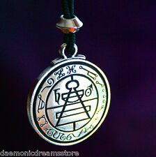 MAGICKAL SECRET SEAL OF SOLOMON Occult Magic Magick Amulet Witchcraft Protection