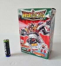 Transformers KABAYA MISB Yuusha Brave J-Decker DUKE FIRE Japan!!