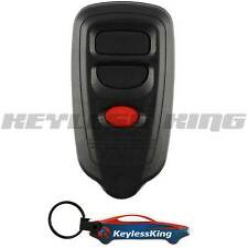 Replacement Remote Key Fob for 1998 1999 2000 2001 2002 Isuzu Trooper