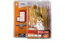 Yao Ming Houston Rockets Mcfarlane Action Figure Debut Series 5 New NBA China