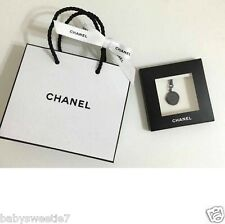 Chanel Necklace Bracelet Cell Phone Charm Pendant Small Paper Shopping Bag