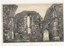 Cathedral Glendalough Ireland Vintage Postcard 312a