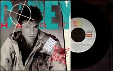 """COREY HART - Never Surrender / Water From The Moon - SPAIN SG 7"""" EMI 1985 45rpm"""