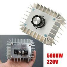 5000W AC 220V High-Power Electronic Regulator SCR Voltage Regulator Module