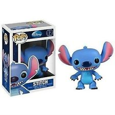 Funko - Disney Lilo & Stitch Stitch Pop! Vinyl Figure