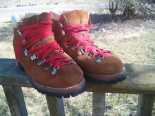 Vintage Canadian Hiking Mountaineering Boots
