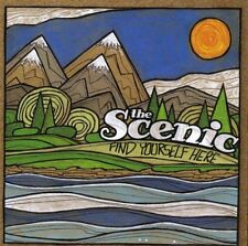 The Scenic - Find Yourself Here (2008)  CD  NEW/SEALED  SPEEDYPOST