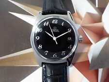 Vintage 1970 Men's Omega Automatic 17 Jewels Wristwatch One Year Warranty