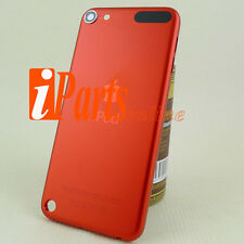 Product Red Rear Panel Housing Back Case Cover for iPod Touch 5th Gen A1421