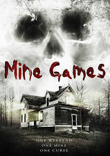Mine Games, Alex Meraz, Briana Evigan, Julianna Guill, Rafi Gavron, DVD
